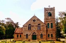 CSI Christ Church at Trivandrum, Kerala