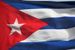 Cuban national flag