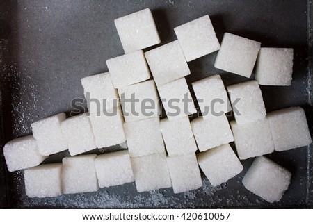 cube sugars #420610057