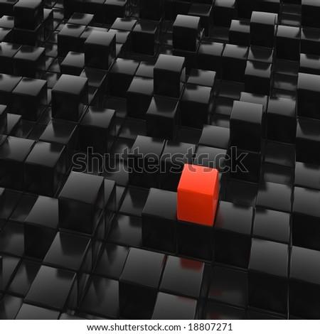 cubes town