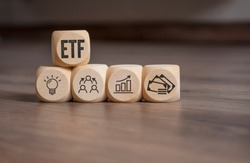 Cubes with ETF Banking