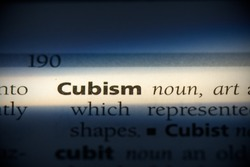 cubism word in a dictionary. cubism concept, definition.