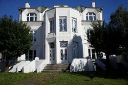 Cubist house in Prague