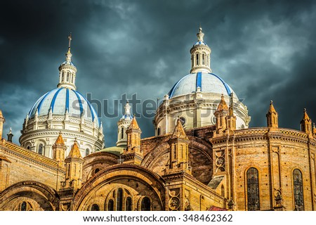 Shutterstock Cuenca, Ecuador's third-largest city and the economic center of the southern sierra, has long been known for a rich artistic, and philosophical tradition that matches its colonial architecture.
