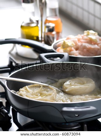 cuisine and pan