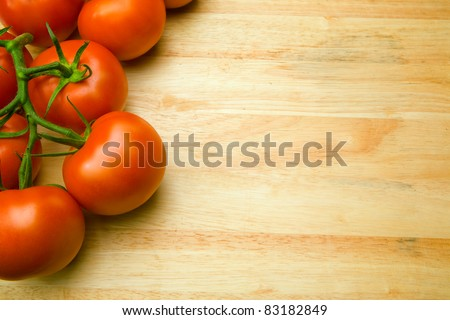 culinary background - stock photo