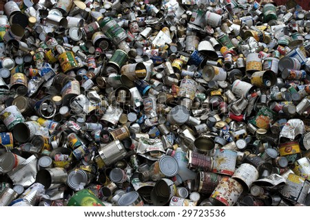 Image result for tin can heap
