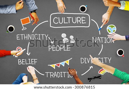 Culture Ethnicity Diversity Nation People Concept