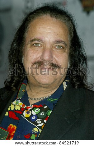 CULVER CITY, CA - SEPT. 10: Ron Jeremy arrives at the Comedy Central Roast of Charlie Sheen at Sony Studios on Sept. 10, 2011 in Culver City, CA.