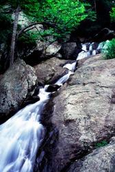 Cunningham Falls, Cunningham Falls State Park, Frederick County, Maryland, USA