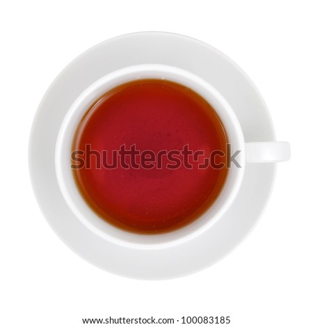 Cup of Tea with clipping path #100083185