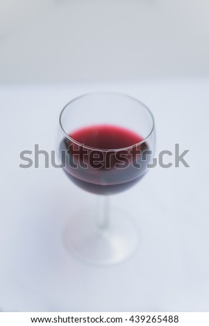 Cup of wine #439265488