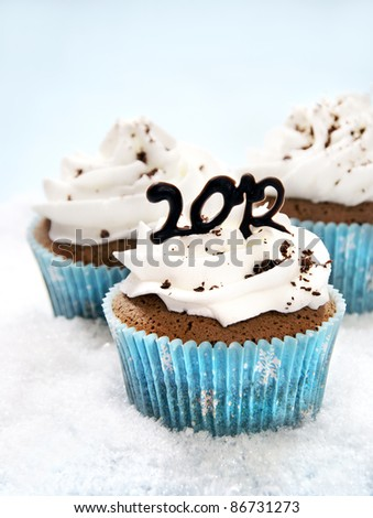 Cupcakes for 2012