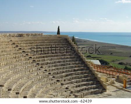 Curium Amphitheatre, Cyprus Stock Photo 62439 : Shutterstock