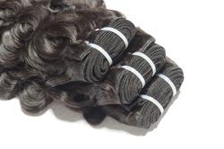 curly black human hair weaves extensions bundles