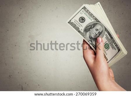 Currency, Abundance, Stack.