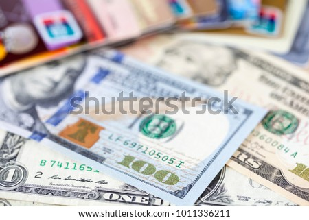 Currency cash image