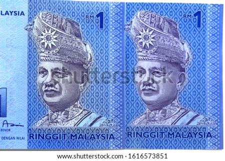 Currency of Malaysian Ringgit banknotes