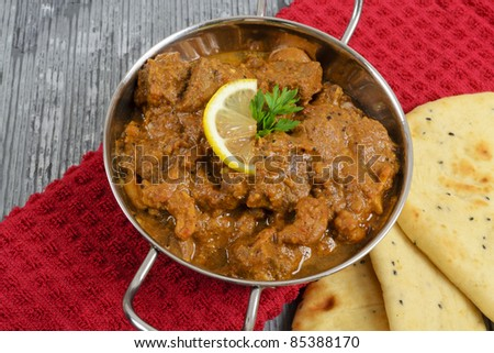 Curry & Naan