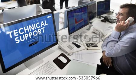 Customer care webpage interface word #535057966
