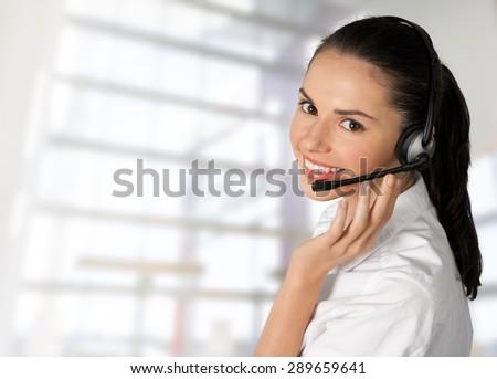 Customer Service Representative, Receptionist, Service.