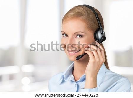 Customer Service Representative, Service, Headset.