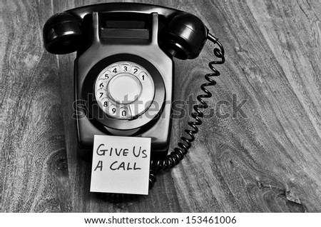 Customer service telephone assistance concept