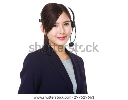 Customer services operator #297529661