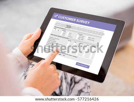 Customer survey #577216426