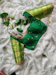 Customised Blouses for women on saree unique premium modern