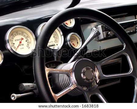 Customized dashboard