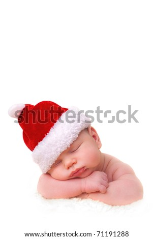 Cute Baby - Christmas