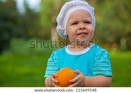 Cute Baby Girl in Blue Dress Cute Baby Girl Wearing Blue