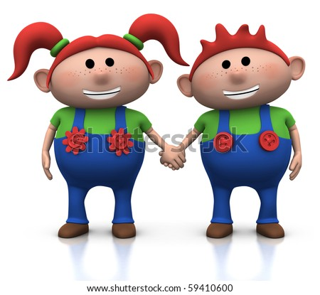 people holding hands cartoon. people holding hands cartoon.