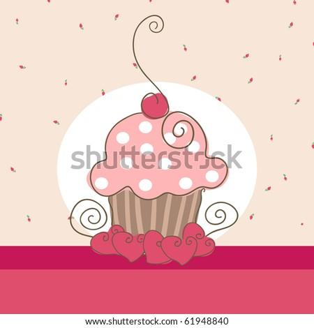 Cute Cupcake Logos Cute Cupcake