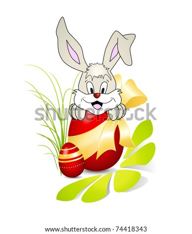 cute easter bunny pics. cute easter bunny clipart.