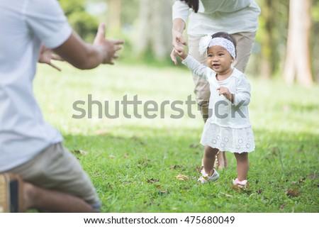e8a6e2522 Free photos Baby asian walking