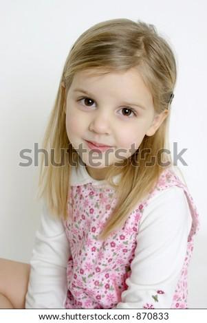 Cute Girl #870833