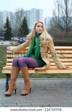 Norsk teen in stockings - 5 2