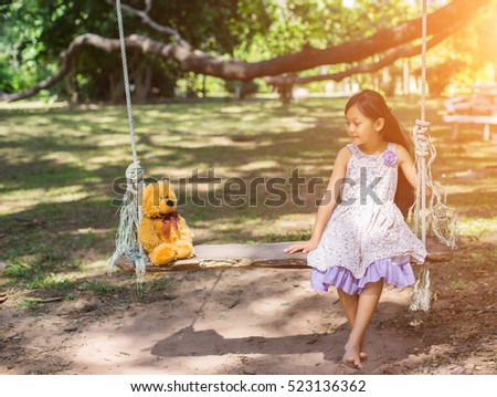 Free Photos Sad Little Girl Sitting Alone On The Nature Avopixcom