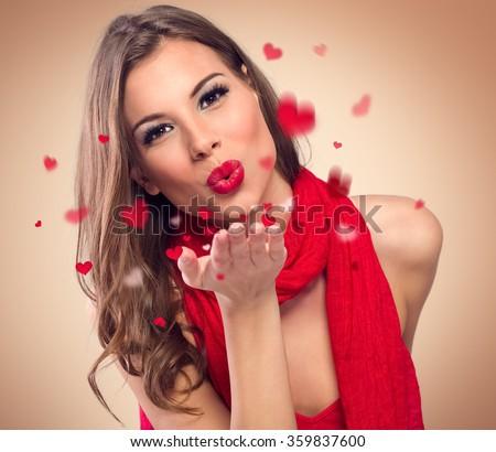 Bikini girl kisses ryan
