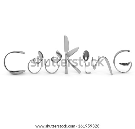 Cutlery, Cooking