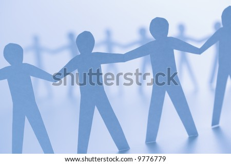 men standing holding hands