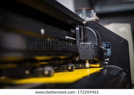 Cutting plotter