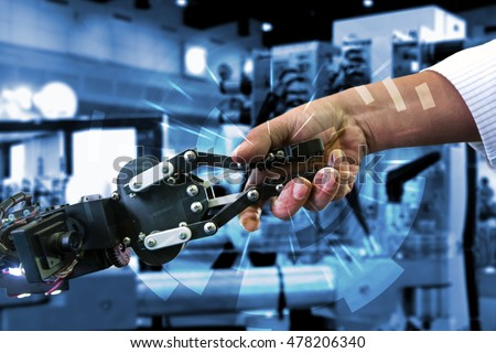 cyber communication and robotic ...