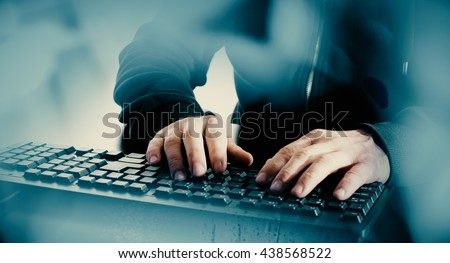 Cyber crime attack on bank