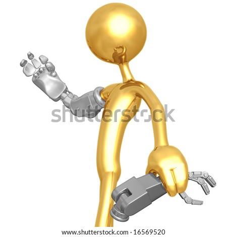 Cyborg Arm Upgrade