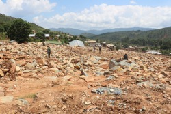 Cyclone Idai killed hundreds of people and destroyed infrastructure and crops in Chimanimani Zimbabwe