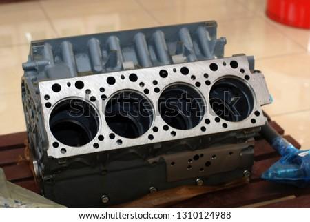 Cylinder Block Cylinder for Truck #1310124988
