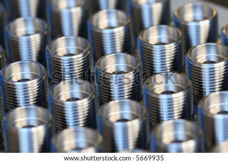 Cylindrical workpiece